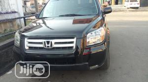Honda Pilot 2007 Black | Cars for sale in Lagos State, Ikeja