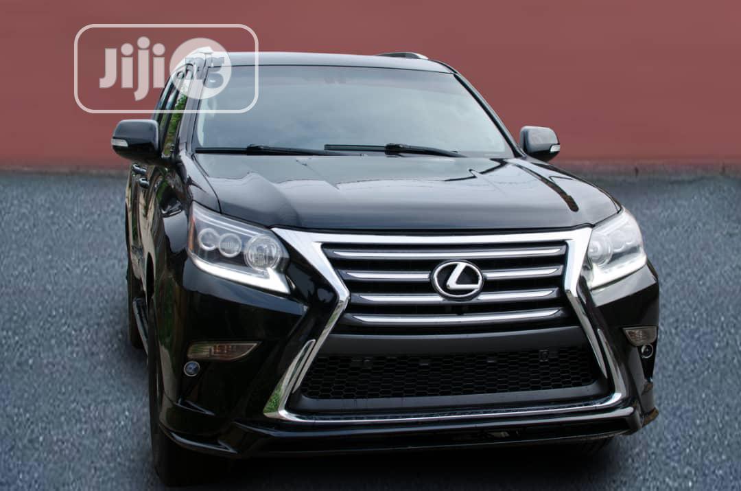 Lexus GX 2011 460 Premium Black | Cars for sale in Victoria Island, Lagos State, Nigeria