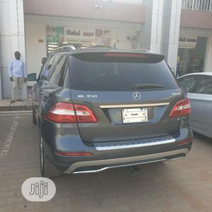 Mercedes-Benz M Class 2012 Blue   Cars for sale in Abuja (FCT) State, Gwarinpa