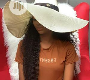 Big Brim Beach Hat   Clothing Accessories for sale in Lagos State, Ikeja