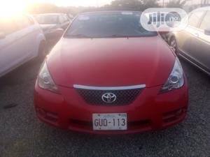 Toyota Solara 2007 Red | Cars for sale in Abuja (FCT) State, Jabi