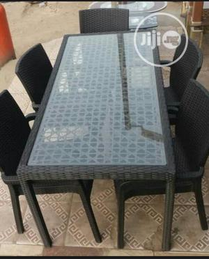 Imported Rafted Dinning Table | Furniture for sale in Lagos State, Surulere