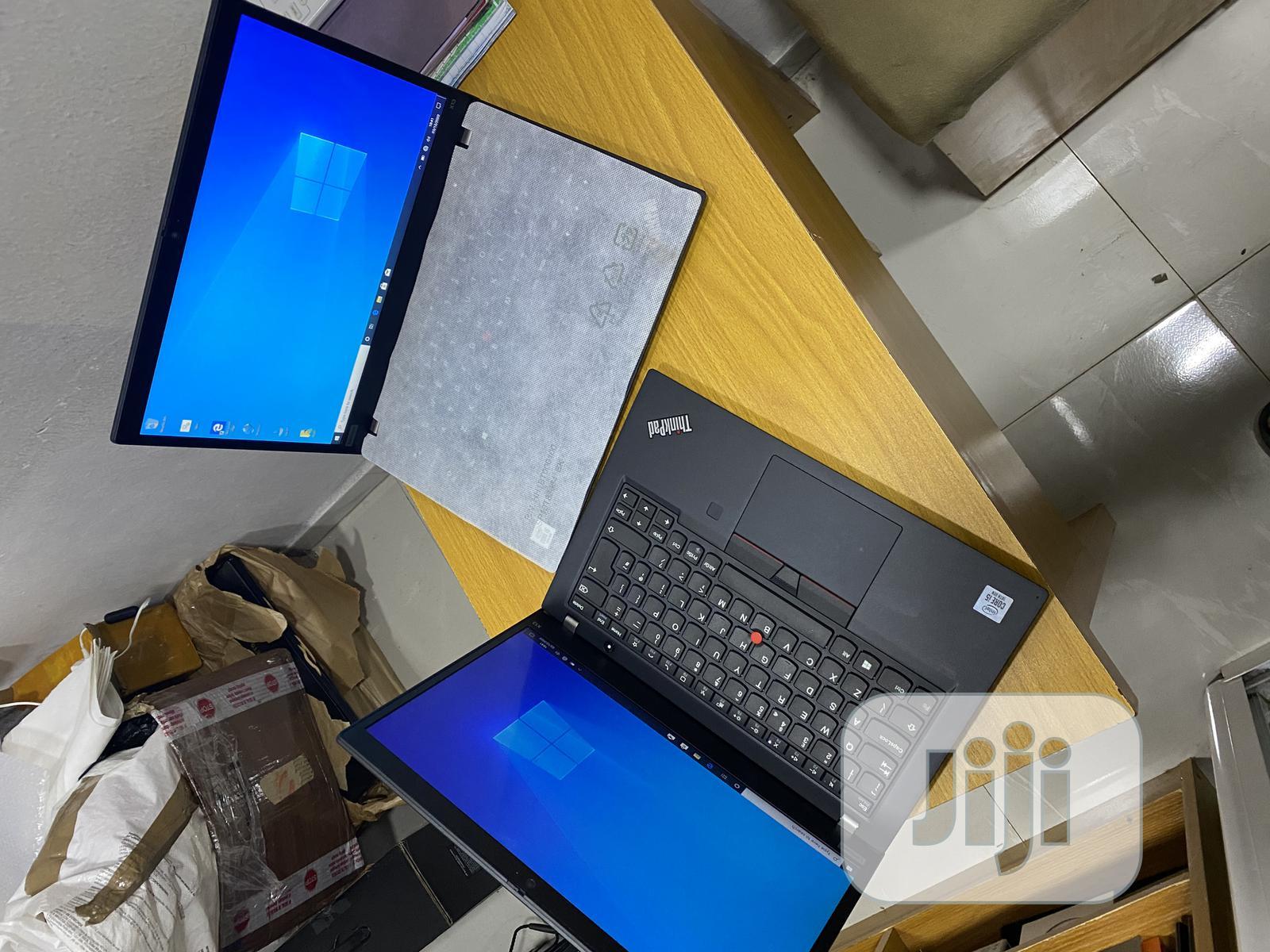 Archive: New Laptop Lenovo 16GB Intel Core i5 SSD 256GB