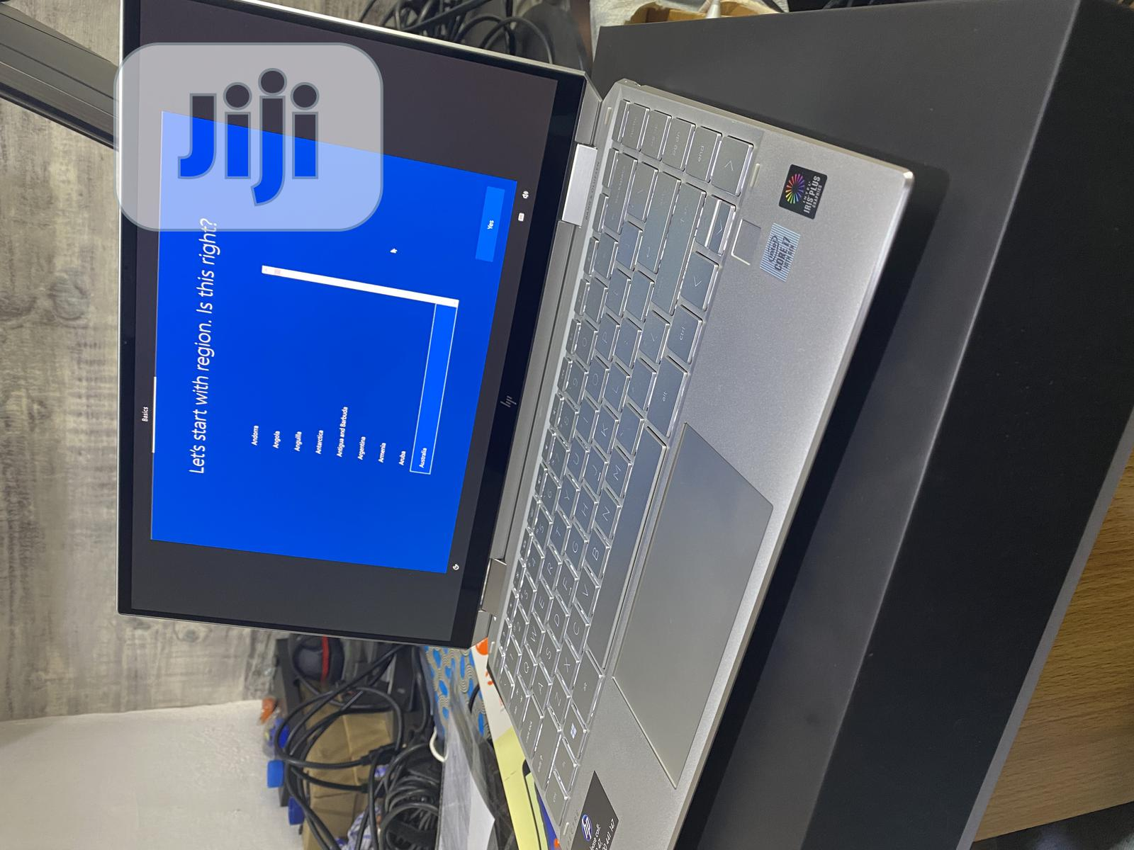 New Laptop HP Spectre X360 13 16GB Intel Core I7 SSD 512GB | Laptops & Computers for sale in Ikeja, Lagos State, Nigeria