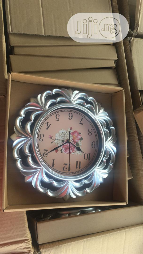 Decorative Wall Clock | Home Accessories for sale in Lekki, Lagos State, Nigeria