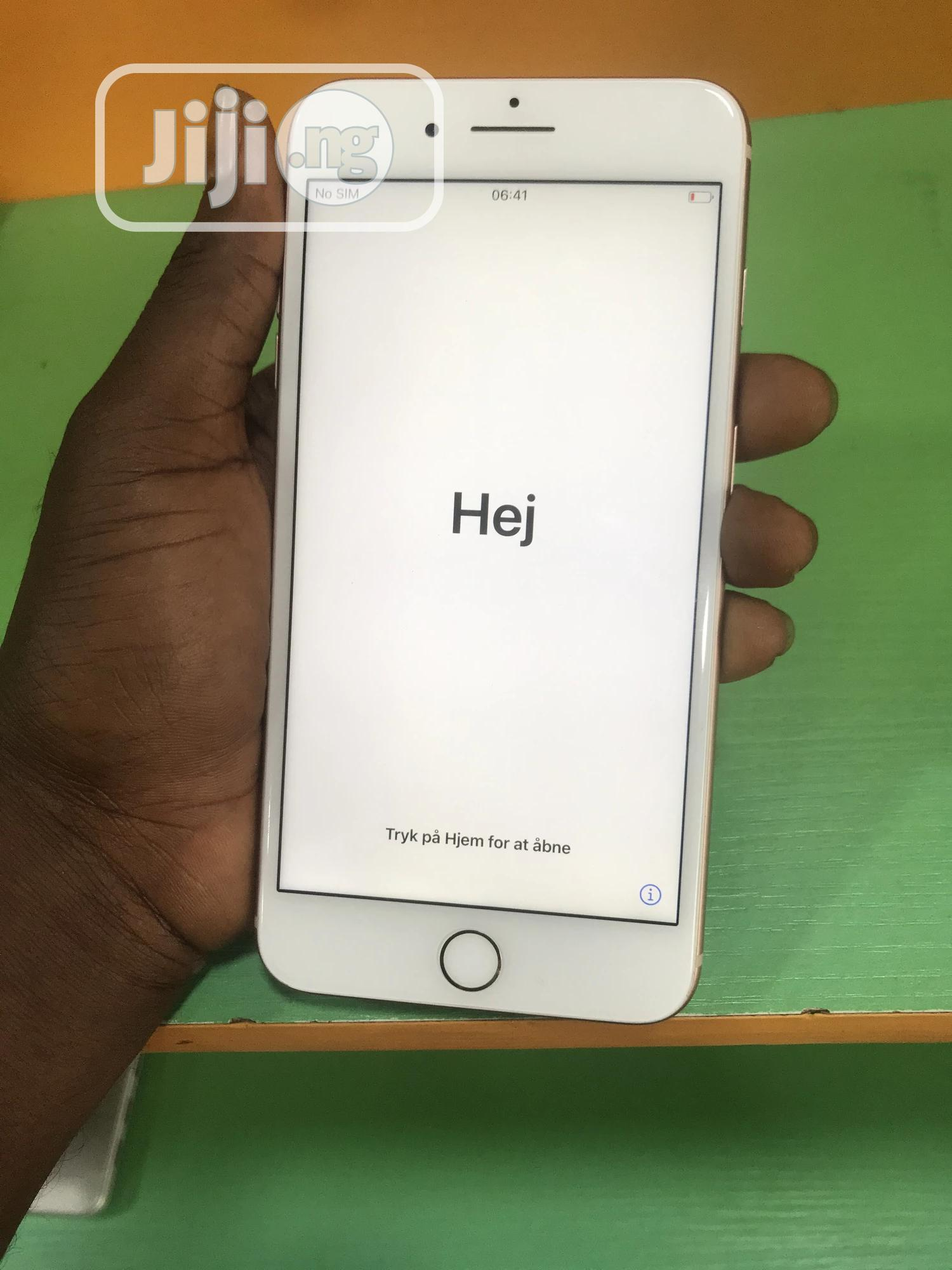 Apple iPhone 8 Plus 64 GB Gold | Mobile Phones for sale in Uvwie, Delta State, Nigeria