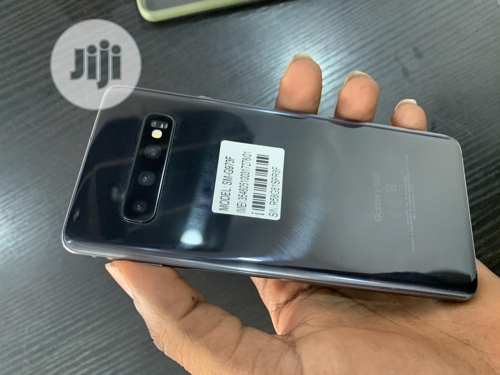 Samsung Galaxy S10 128 GB Gray