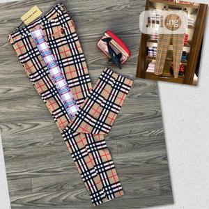 Original Burberry Trousers | Clothing for sale in Lagos State, Lagos Island (Eko)