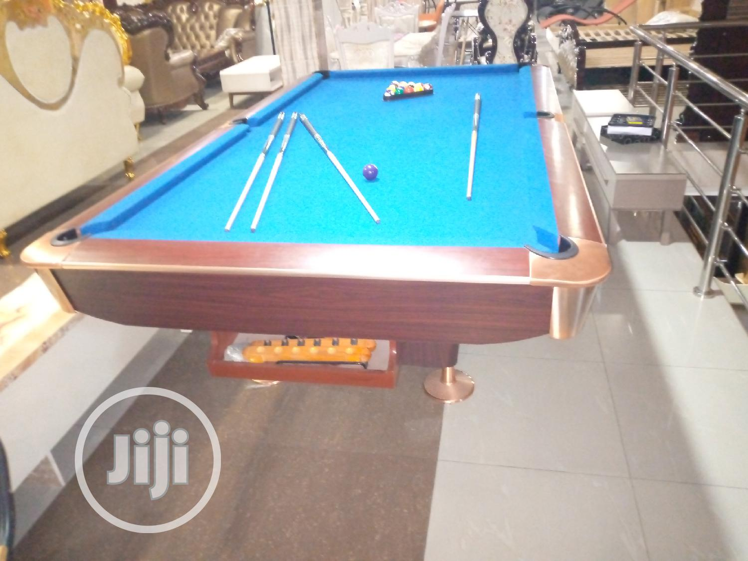 Snooker Table | Sports Equipment for sale in Lekki, Lagos State, Nigeria