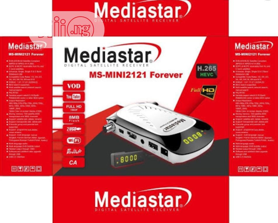 Archive: Mini Mediastar And Mini Starsat Decoder