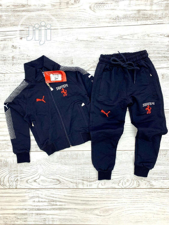 Kid's 2pcs Wear