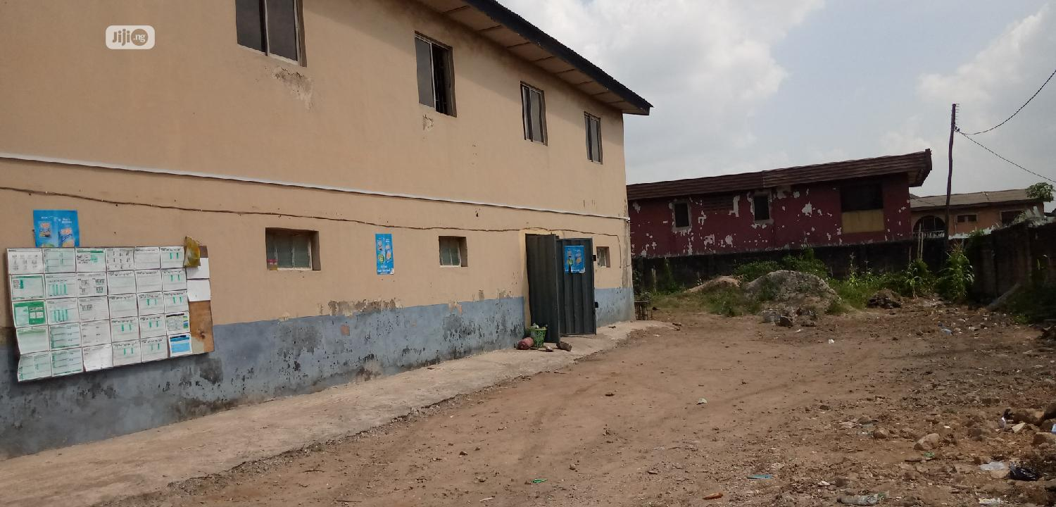 Archive: Warehouse Space Upstairs At Supa Bus Stop Abule Egba Lagos