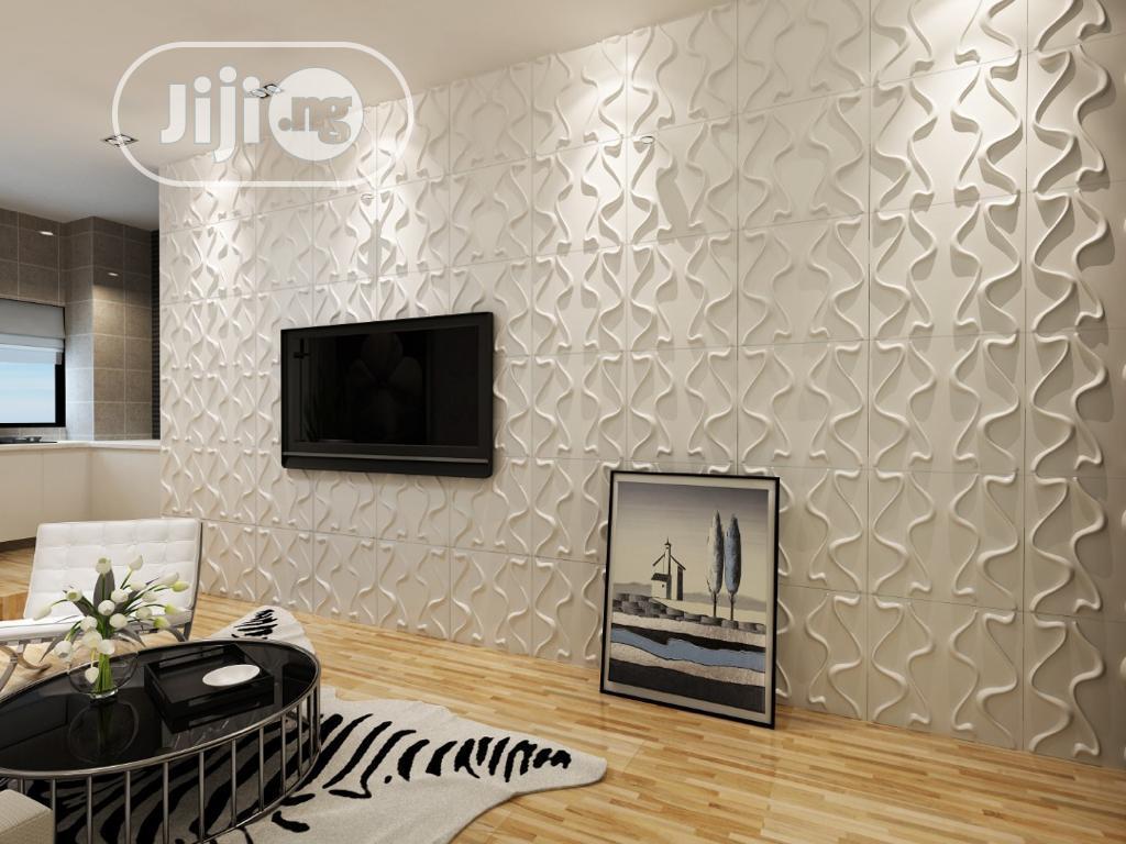 Fibre 3D Wall Panel