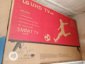 LG 65 Inches Smart Tv | TV & DVD Equipment for sale in Abuja (FCT) State, Gwagwalada