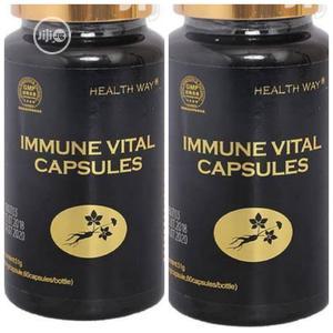 Health Way Immune Vital Capsules   Vitamins & Supplements for sale in Enugu State, Enugu