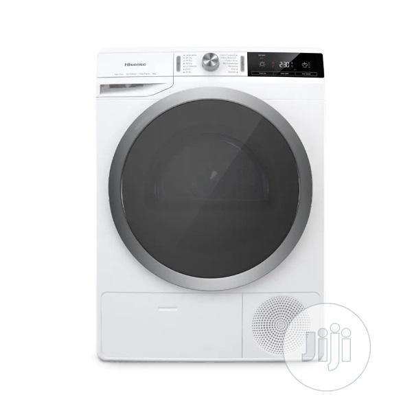 Archive: HISENSE 8KG Front Loader Automatic Dryer 80DVDL