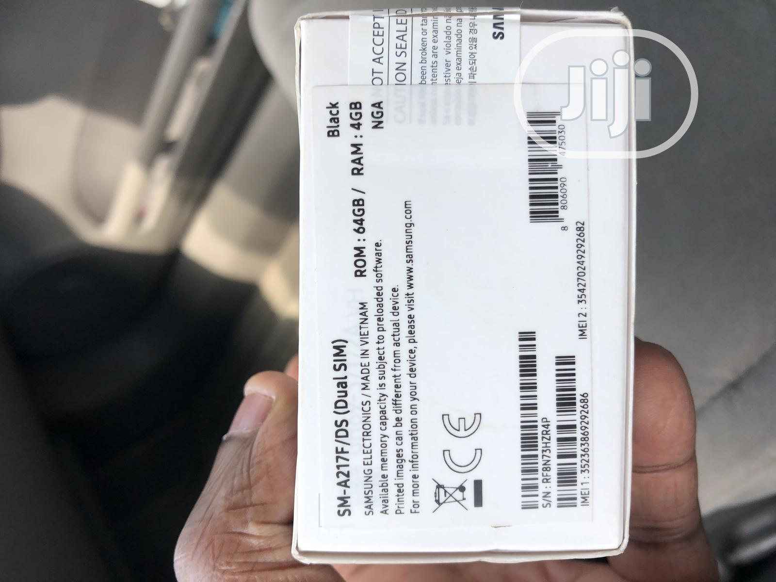New Samsung Galaxy A21s 64 GB Black | Mobile Phones for sale in Ajah, Lagos State, Nigeria