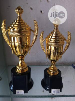 All Sizes Of Trophies Available At Sports Planet | Arts & Crafts for sale in Rivers State, Port-Harcourt