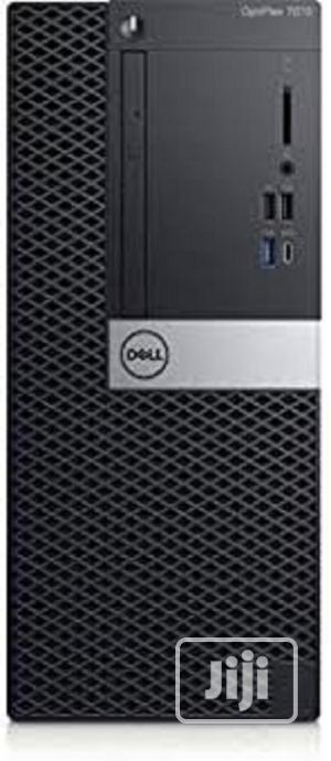 New Desktop Computer Dell OptiPlex 7070 8GB Intel Core i5 16 GB | Laptops & Computers for sale in Lagos State, Ikeja