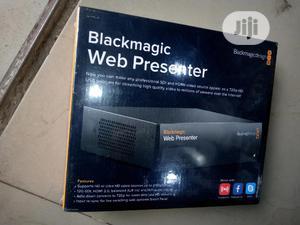 Black Magic Web Presenter | Photo & Video Cameras for sale in Lagos State, Ikeja
