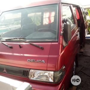Mitsubishi Delica Bus 2010 Wt A.C   Buses & Microbuses for sale in Lagos State, Apapa