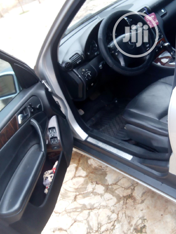 Archive: Mercedes-Benz C320 2003 Silver