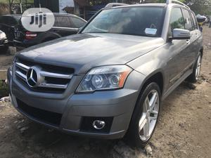 Mercedes-Benz GLK-Class 2010 350 4MATIC Gray | Cars for sale in Lagos State, Ojo