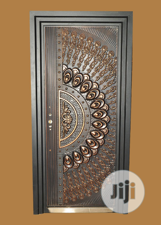 3ft Pure Copper Door