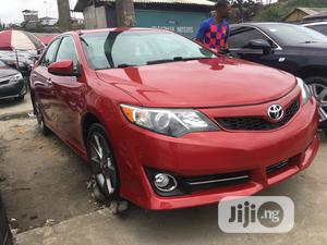 Toyota Camry 2013 Red | Cars for sale in Lagos State, Ojo
