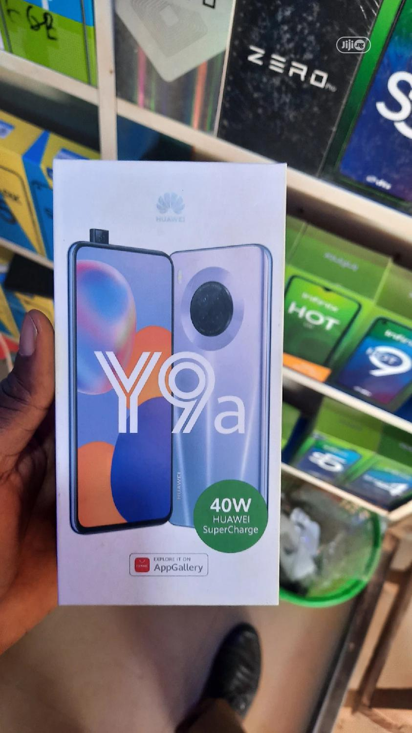 Archive: New Huawei Y9a 128GB