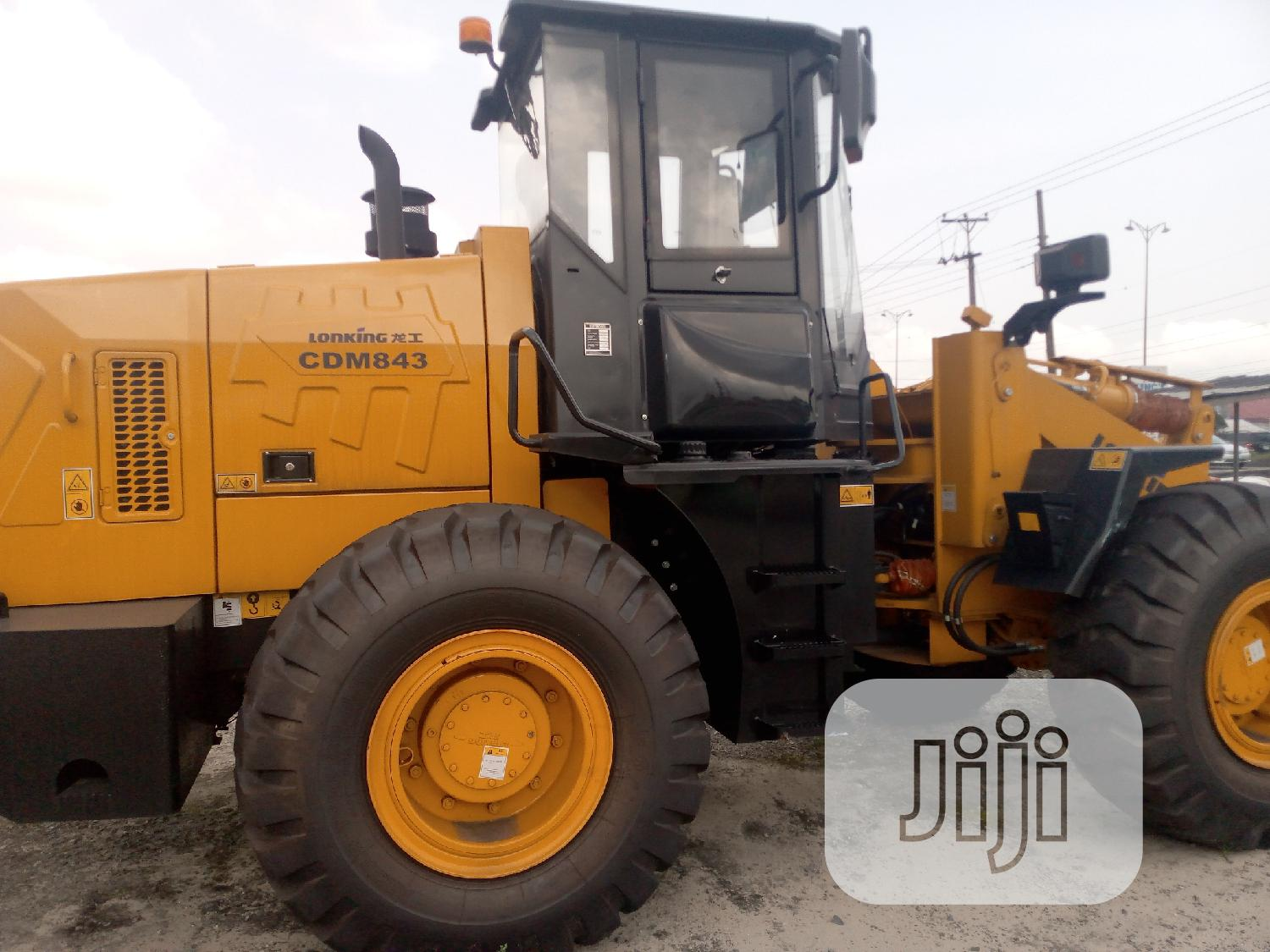 Brand New 950 And 966 Payloader For Sale | Heavy Equipment for sale in Port-Harcourt, Rivers State, Nigeria