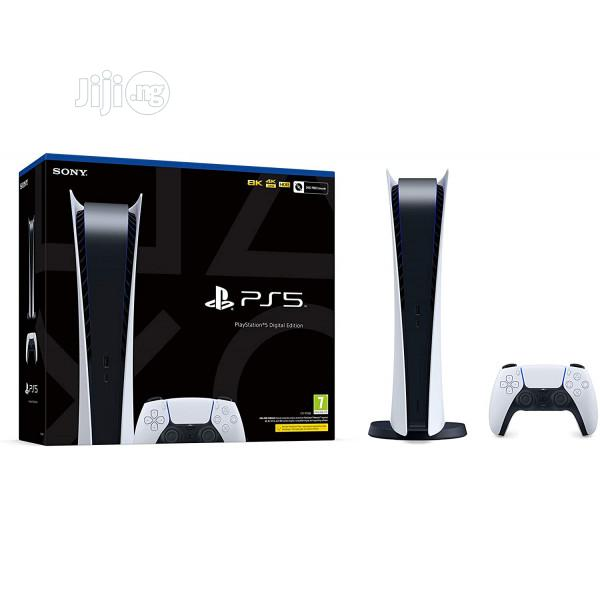 Sony Playstation 5 - Digital Edition