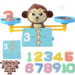 Montessori Visual Maths Learning Monkey Balance Game Set | Toys for sale in Abuja (FCT) State, Gwarinpa