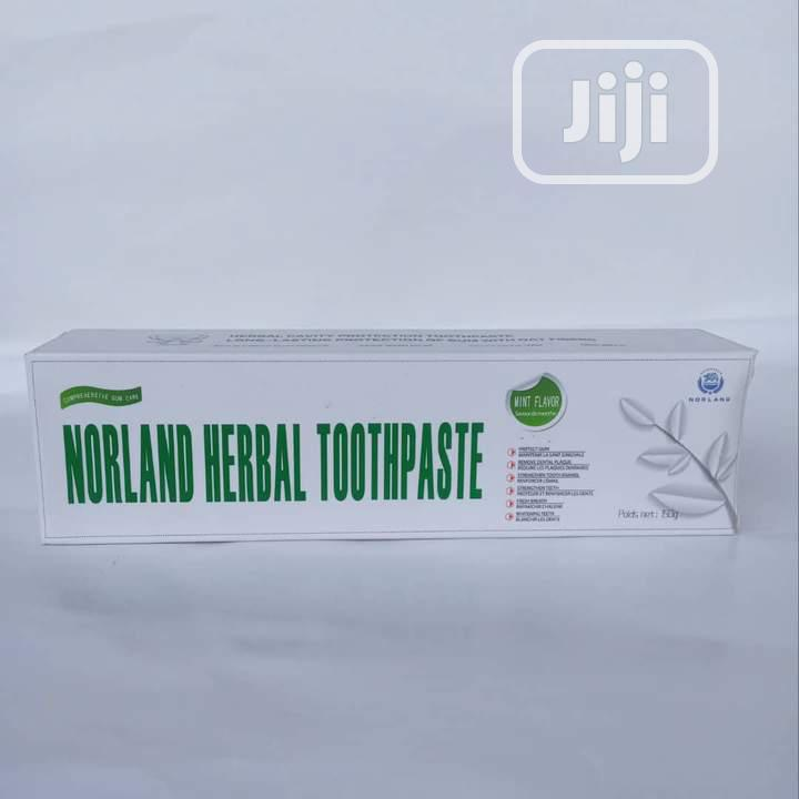Norland Herbal Toothpaste For All Teeth Problems