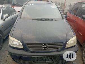 Opel Zafira 1999 Blue | Cars for sale in Lagos State, Isolo