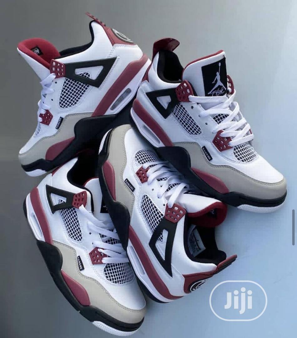 consonante Aliviar Terminología  Psg X Nike Air Jordan 4 Retro/ Vans X Christian Dior in Ikeja - Shoes,  Stephanie Dimson | Jiji.ng