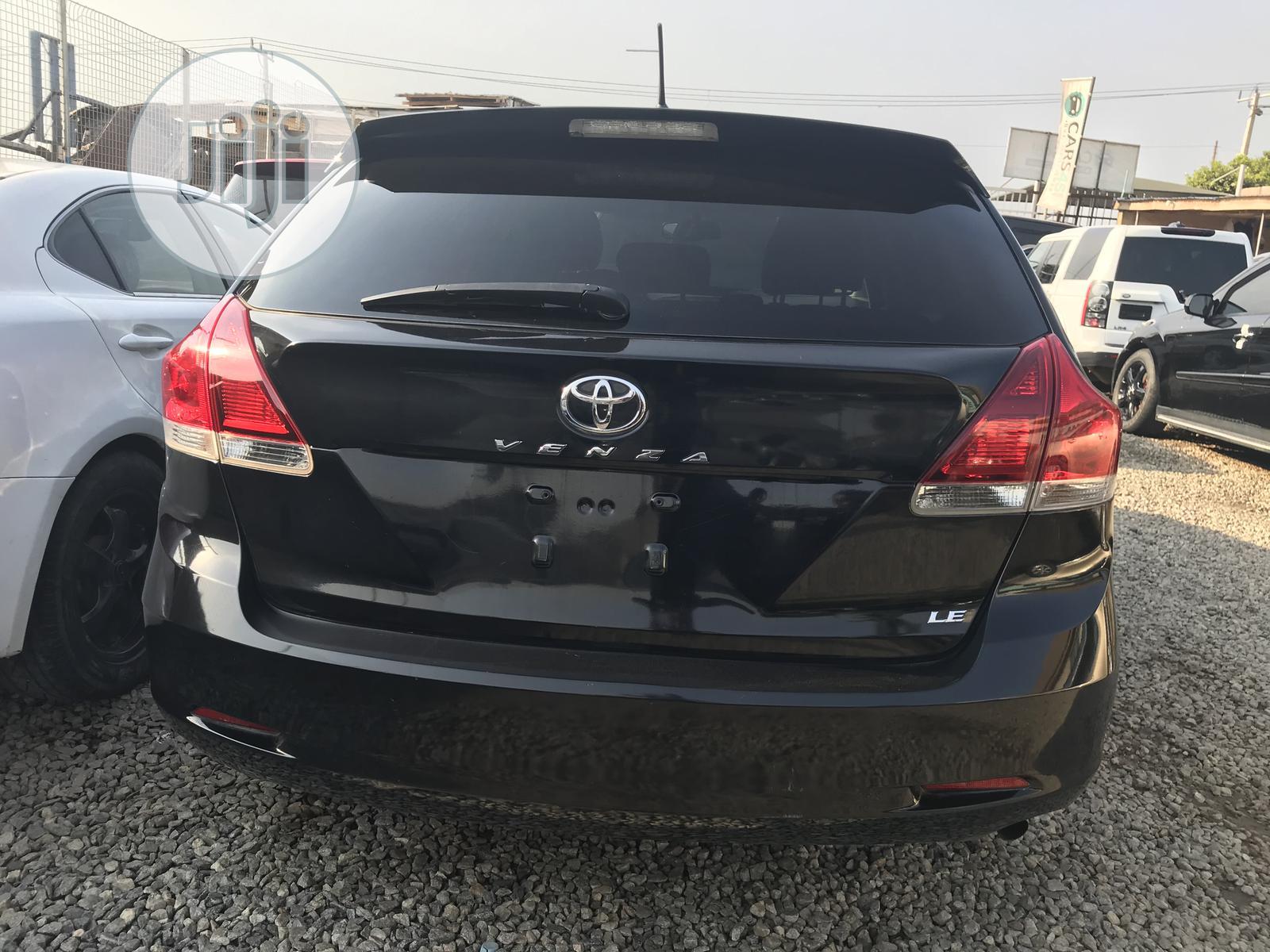Toyota Venza 2013 LE AWD Black | Cars for sale in Ojodu, Lagos State, Nigeria