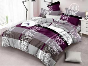 Duvet And Bed Spread With 6 By 6 Pillow Cloth | Home Accessories for sale in Lagos State, Yaba
