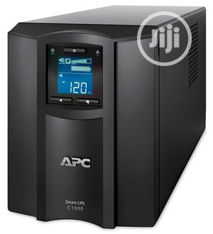 APC 1500va Smart UPS 230V LCD With Smart Connect(Smc1500ic)   Computer Hardware for sale in Lagos State, Ikoyi