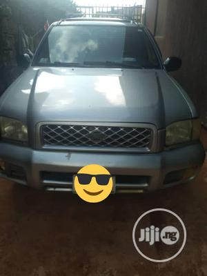 Nissan Pathfinder 2004 LE Platinum 4x4 Silver | Cars for sale in Edo State, Benin City