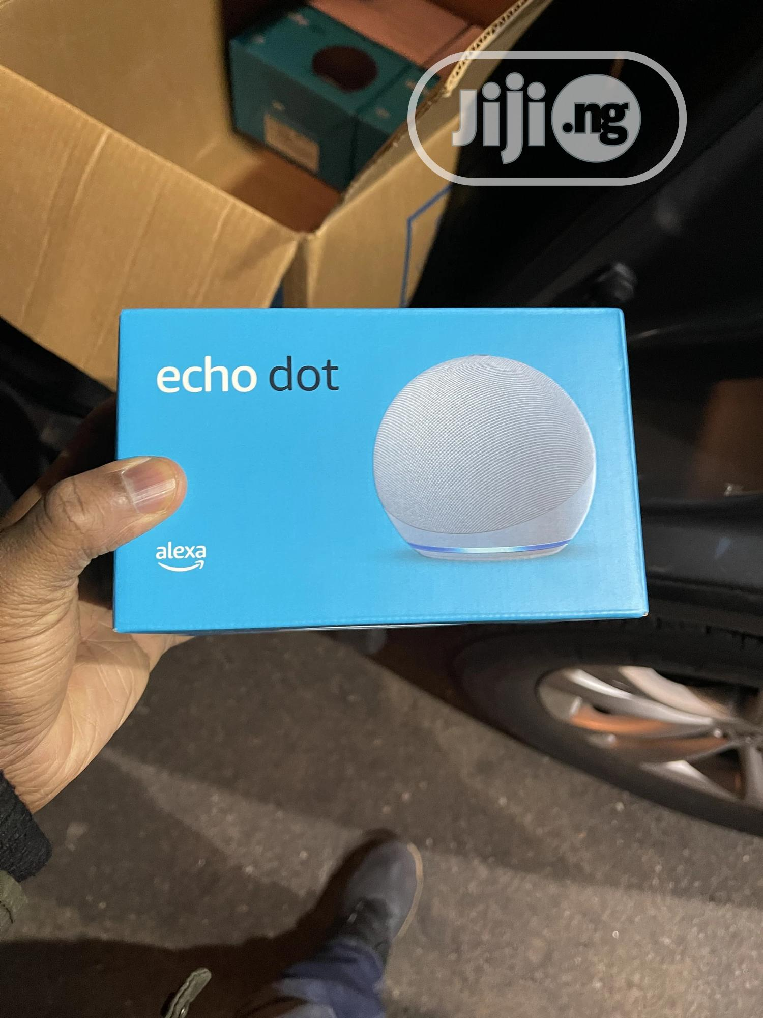 All-new Echo Dot (4th Gen,2020) | Smart Speaker With Alexa | Audio & Music Equipment for sale in Oluyole, Oyo State, Nigeria