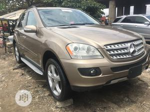 Mercedes-Benz M Class 2008 ML 350 4Matic Gold | Cars for sale in Lagos State, Surulere