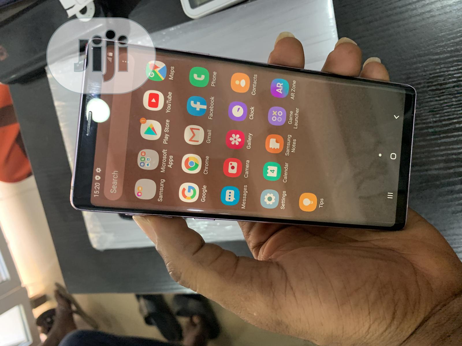 Samsung Galaxy Note 9 128 GB | Mobile Phones for sale in Benin City, Edo State, Nigeria