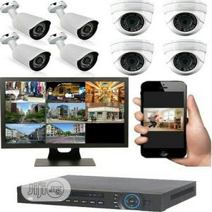 CCTV Installation, Mobile View, Cloud Backup   Computer & IT Services for sale in Rivers State, Port-Harcourt