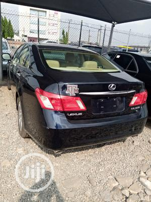 Lexus ES 2009 350 Blue | Cars for sale in Lagos State, Ikeja