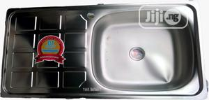 Stainless Sink (Single Bowl) | Restaurant & Catering Equipment for sale in Lagos State, Ogba