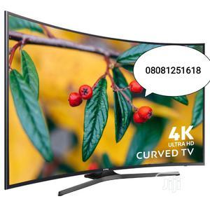 "Korea 2020 Made LG 65""Inch Smart 4K Curve UHD Tv+ Netflix | TV & DVD Equipment for sale in Lagos State, Ojo"