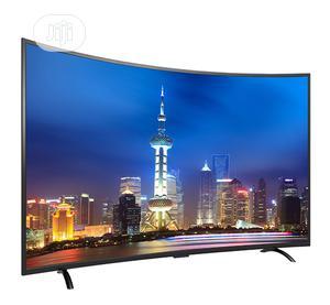 "Original Korea LG 55""Inch 4K UHD Curved Smart Tv(Netflix App | TV & DVD Equipment for sale in Lagos State, Ojo"