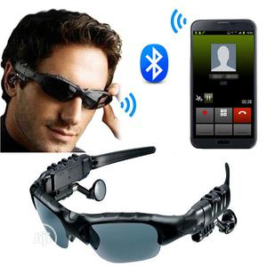 Bluetooth Earphone For iPhone Andriod Smart Phone Sunglasses | Accessories for Mobile Phones & Tablets for sale in Lagos State, Apapa