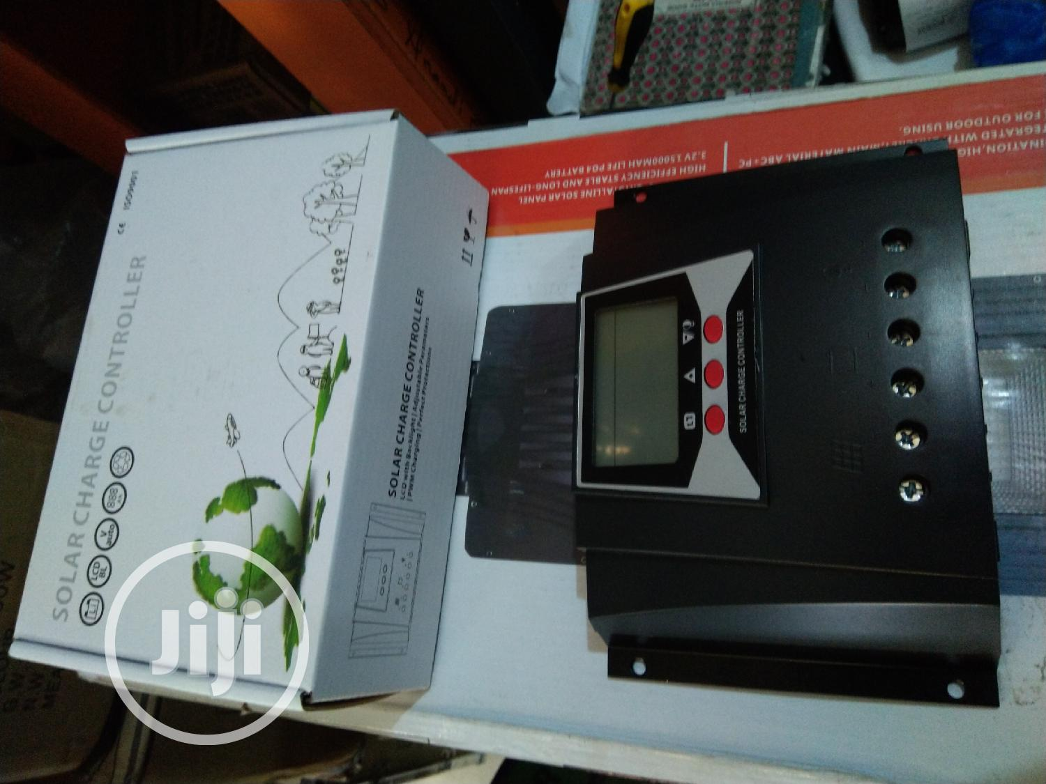 Pwm Solar Charger Controller. 12/24/36/48v